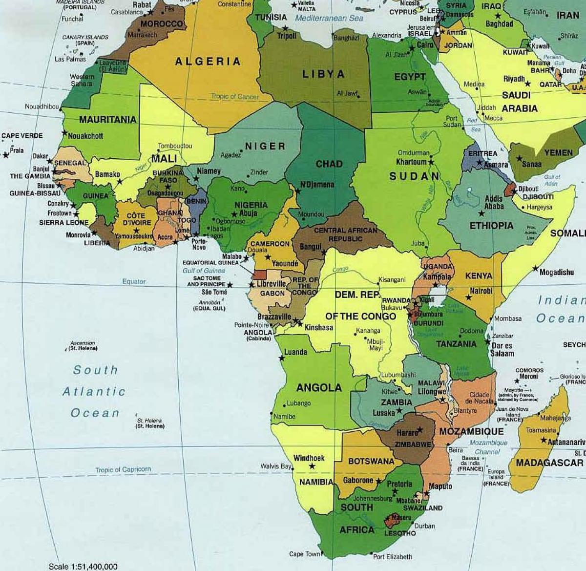 Cartina Africa Sud.Zambia Sud Africa Mappa Mappa Dello Zambia Sud Africa Africa Orientale Africa